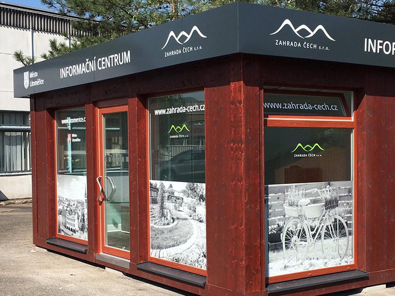Branding informačního centra Litoměřic 2